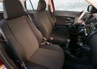 2013 Scion xD, Front Seat., interior, manufacturer