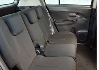 2013 Scion xD, Back Seat., manufacturer, interior
