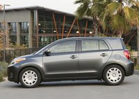 2013 Scion xD, Side View., exterior, manufacturer