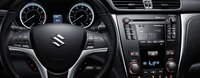 2013 Suzuki Kizashi, Steering Wheel., interior, manufacturer