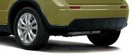 2013 Suzuki SX4, Back bumper., exterior, manufacturer