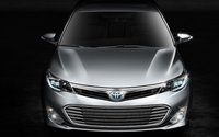 2013 Toyota Avalon, Front View., exterior, manufacturer