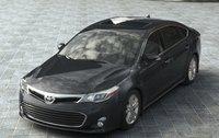 2013 Toyota Avalon, Front quarter view., exterior, manufacturer