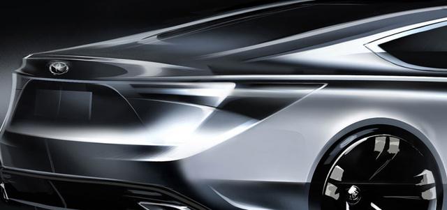2013 Toyota Avalon, Back View., exterior, manufacturer