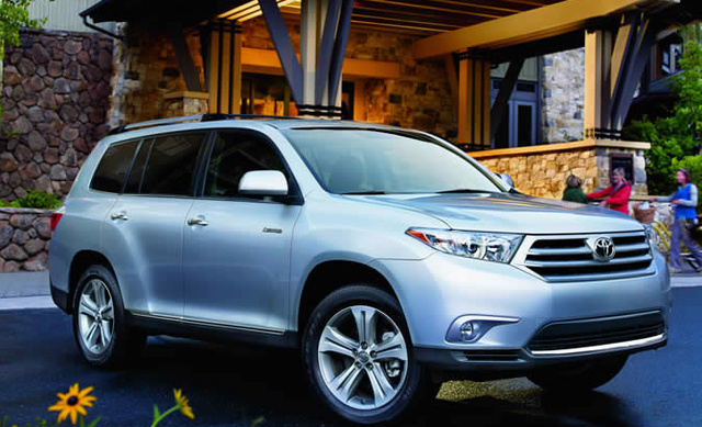 2012 Toyota Highlander For Sale >> 2013 Toyota Highlander - Review - CarGurus