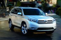 2013 Toyota Highlander Overview
