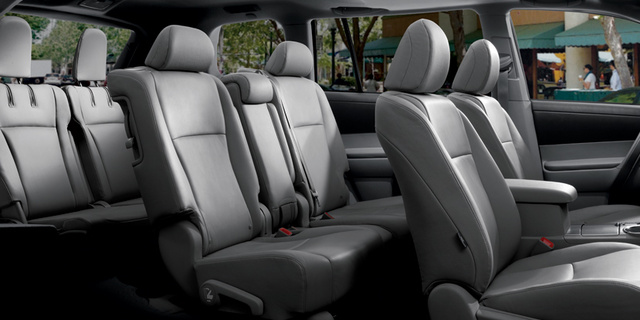 2013 toyota highlander interior pictures cargurus. Black Bedroom Furniture Sets. Home Design Ideas