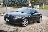 Picture of 2001 Audi TT Quattro Coupe, exterior
