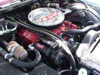 Picture of 1971 Buick Riviera, engine
