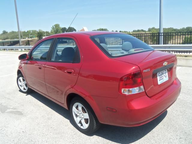 Picture of Chevrolet Aveo, exterior