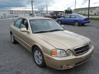 Picture of 2003 Kia Optima LX V6, exterior