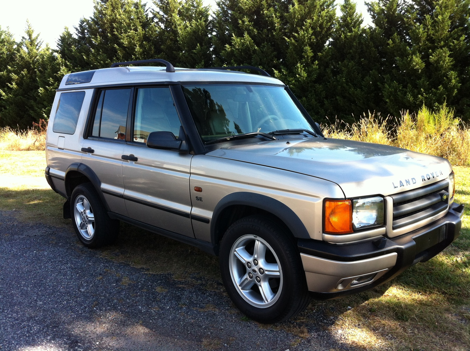 2002 land rover discovery series ii pictures cargurus. Black Bedroom Furniture Sets. Home Design Ideas