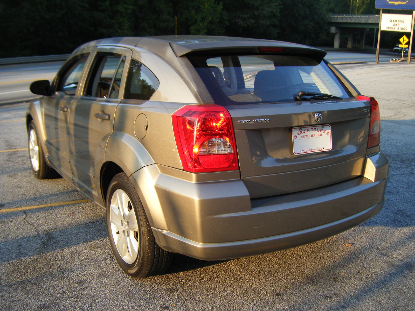 2007 dodge caliber exterior pictures cargurus. Cars Review. Best American Auto & Cars Review