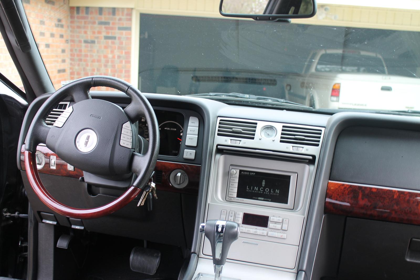 2006 Lincoln Navigator Interior Pictures Cargurus