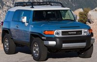 2013 Toyota FJ Cruiser Overview