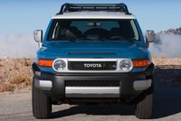 2013 Toyota FJ Cruiser, Front View., exterior, manufacturer