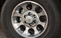 2013 Toyota FJ Cruiser, Front Tire., exterior, manufacturer