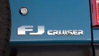 2013 Toyota FJ Cruiser, Badges., exterior, manufacturer