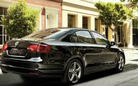 2013 Volkswagen Jetta, Back quarter view., exterior, manufacturer, gallery_worthy