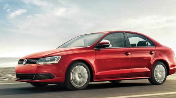 2013 Volkswagen Jetta, Front quarter view., exterior, manufacturer