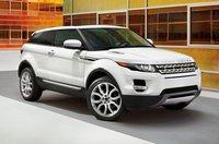 2012 Land Rover Range Rover Evoque, Front quarter view., exterior, manufacturer