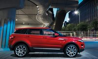 2012 Land Rover Range Rover Evoque, Side View., exterior, manufacturer