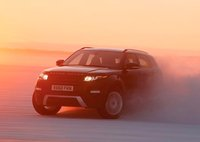 2012 Land Rover Range Rover Evoque, Front View., exterior, manufacturer