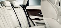 2012 Land Rover Range Rover, Back Seat View., manufacturer, interior