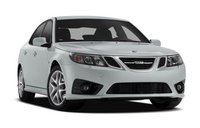 2012 Saab 9-3, Front quarter view copyright AOL Autos., exterior, manufacturer