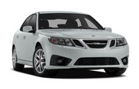 2012 Saab 9-3, Front quarter view copyright AOL Autos., manufacturer, exterior
