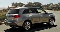 2013 Acura MDX, Back quarter view., exterior, manufacturer