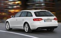2013 Audi A4, Back quarter view., manufacturer, exterior