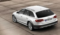 2013 Audi A4, Back quarter view., exterior, manufacturer