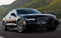 2013 Audi A7, Front quarter view., exterior, manufacturer