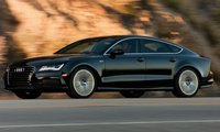 2013 Audi A7, Side View., manufacturer, exterior