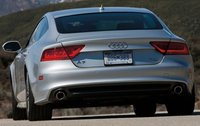 2013 Audi A7, Back View., manufacturer, exterior