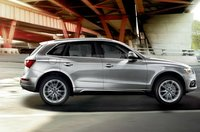 2013 Audi Q5 Hybrid, Side View., exterior, manufacturer, gallery_worthy