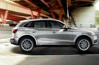 2013 Audi Q5 Hybrid, Side View., exterior, manufacturer