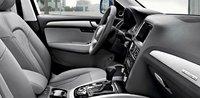 2013 Audi Q5 Hybrid, Front Seat., interior, manufacturer