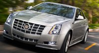 2013 Cadillac CTS, Front View., exterior, manufacturer