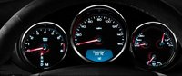 2013 Cadillac CTS, Instrument Gages., interior, manufacturer, gallery_worthy