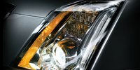 2013 Cadillac CTS, Headlight., exterior, manufacturer