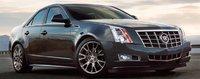2013 Cadillac CTS, Front quarter view., exterior, manufacturer