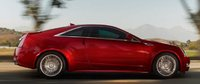 2013 Cadillac CTS Coupe, Side View., exterior, manufacturer