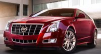2013 Cadillac CTS Coupe, Front quarter view., exterior, manufacturer