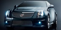 2013 Cadillac CTS-V Coupe, Front quarter view, exterior, manufacturer
