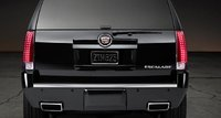 2013 Cadillac Escalade, Back View., exterior, manufacturer