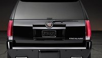 2013 Cadillac Escalade ESV, Back View., exterior, manufacturer