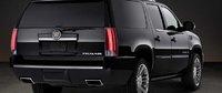 2013 Cadillac Escalade ESV, Back quarter view., exterior, manufacturer