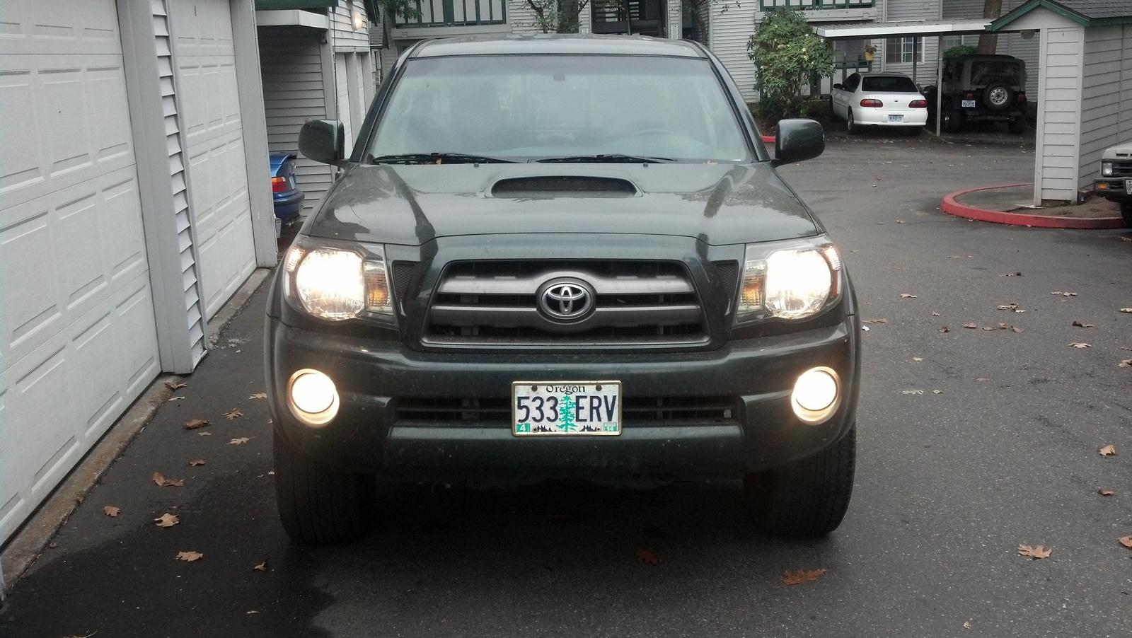 2010 Toyota Tacoma Access Cab - Picture of 2010 Toyota Tacoma ...